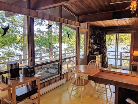 Private Island Full Cedar Cottage