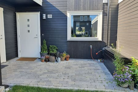 Quiet kid-friendly house in Lillestrøm/Kjeller