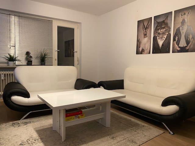 2-room clean Apartment, Neukölln.WiFi