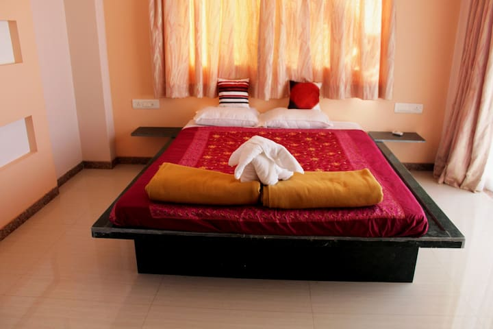 Master Bedroom (1) on Ground Floor