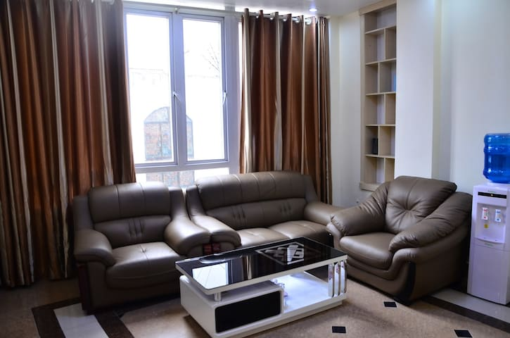 Hai Phong city center apartment/flat for rent