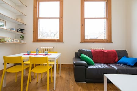 Quirky, well designed spacious flat - Liverpool - Huoneisto
