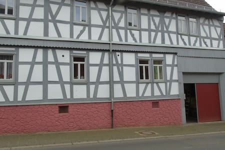 Stilvolle Hofreite in Rossdorf bei Hanau - Bruchköbel