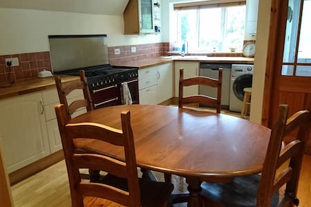 Family home with conservatory and logburner - Buxworth - Дом
