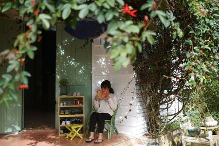Nomad Home Dalat (4-bed dorm, room X) - Thành phố Đà Lạt