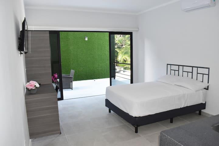 G3 - Moderno y Céntrico Loft en Cancún