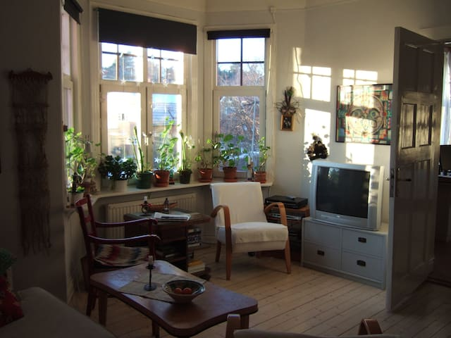 Charming flat in the Garden-suburb
