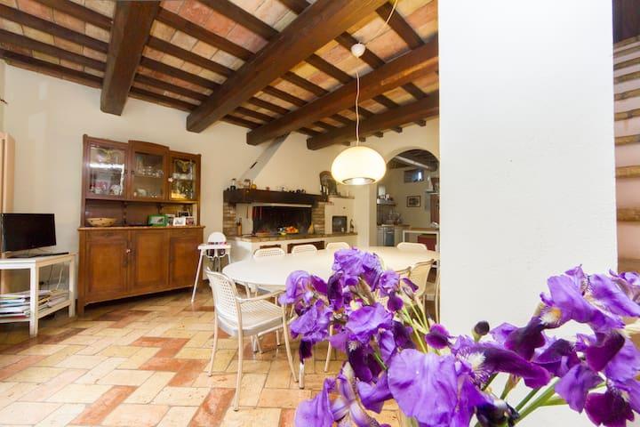 Casa in collina tra Pesaro e Fano  - Fano - Casa