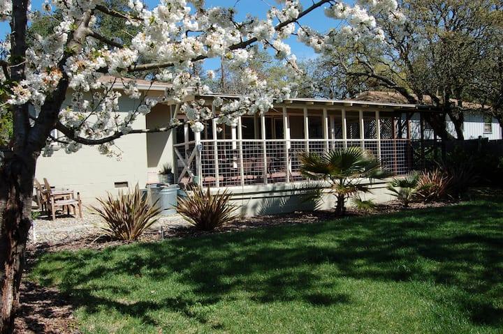 Retro Retreat in the Sonoma Valley