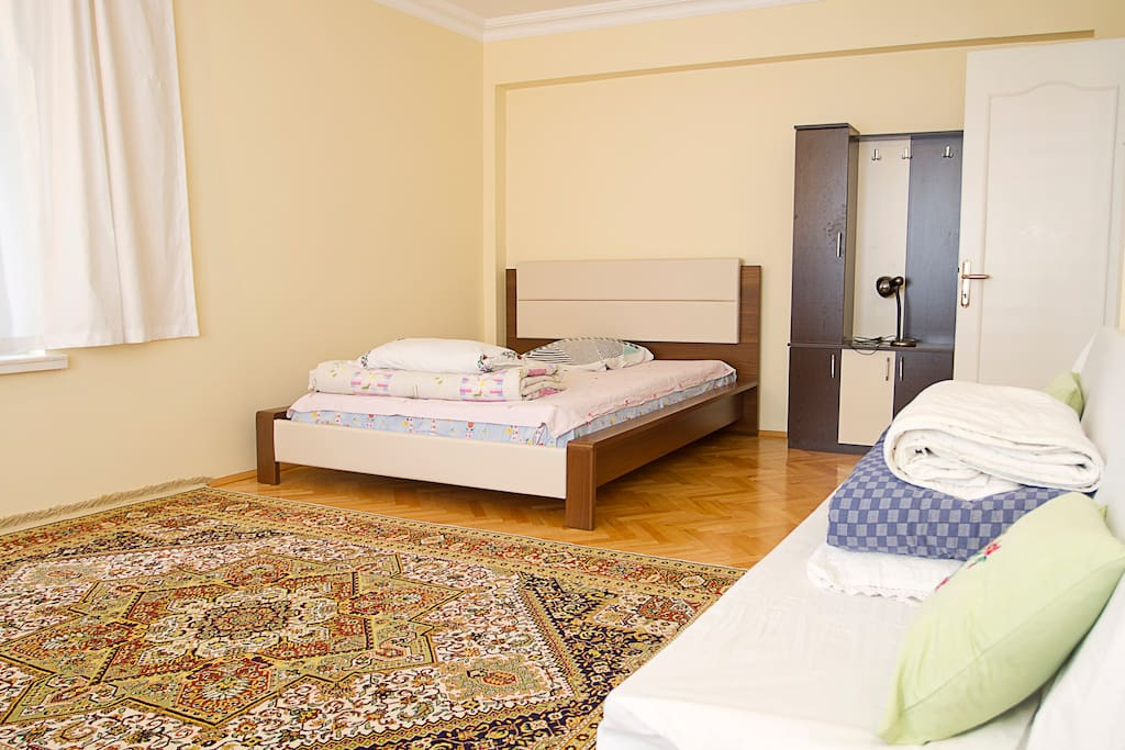 200 sqm City-flat with sea view