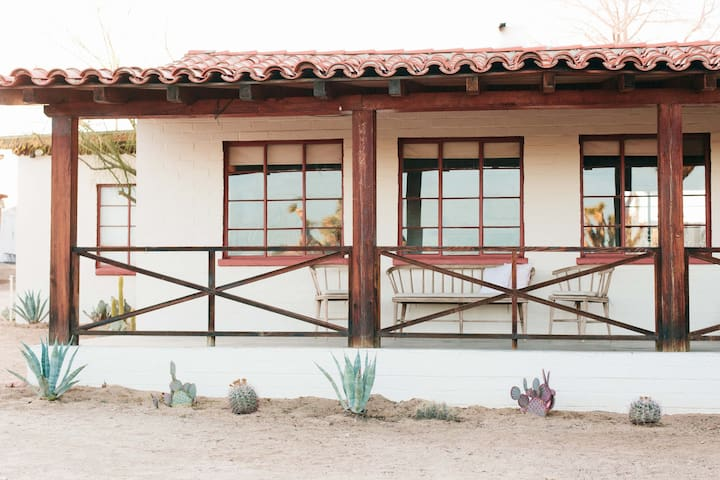 The Joshua Tree House (photo by Ellie Lillstrom)