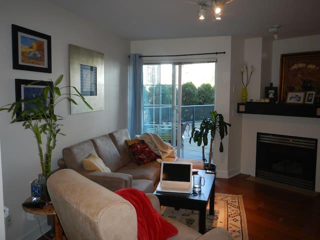 Kitsilano apartment near the beach