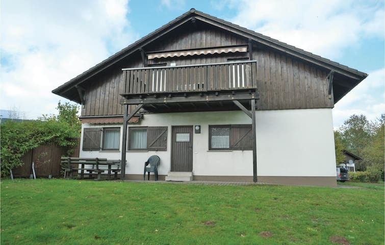 Holiday apartment with 2 bedrooms on 73m² in Thalfang
