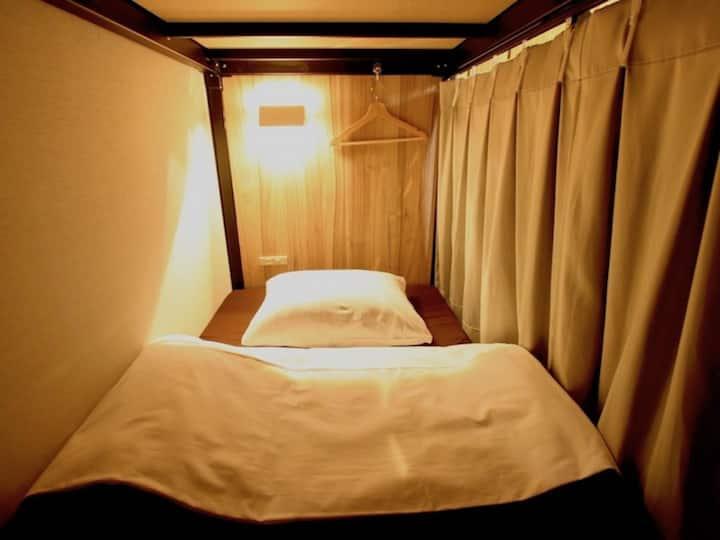 Close to Nanba , Umeda ,USJ ! mix-Dormitory Room