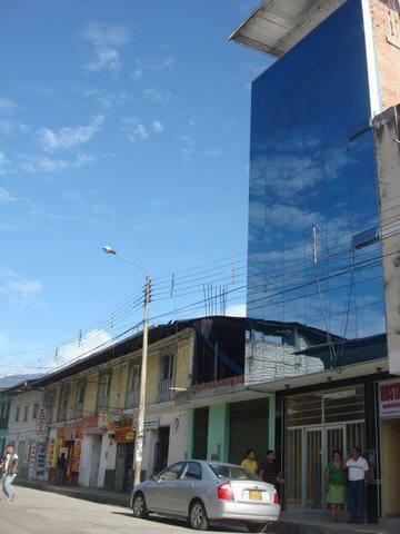 Hostal Mercedes II(San Ramón, cómodo y céntrico)