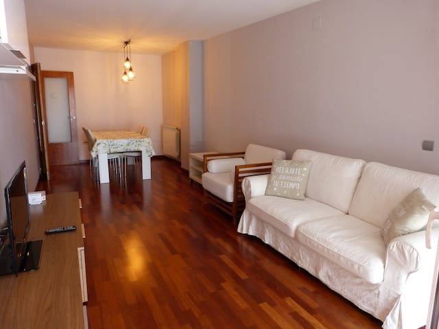 2 Rooms,2 baños, Parking,Centro inmejorable Lleida - Lleida - Apartment