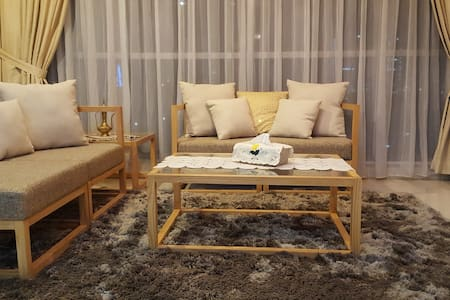 2BR Warm and Bright Home in Kuningan, Jakarta