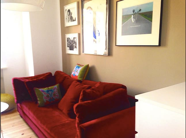 Singleroom in großer Wohnung in Szeneviertel
