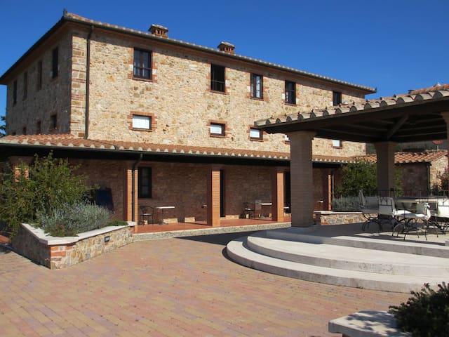 Casa in Maremma, Tuscany - Massa Marittima - Apartment