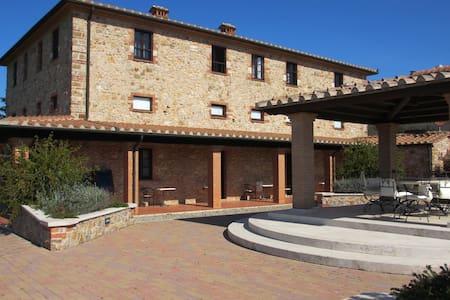 Casa in Maremma, Tuscany - Massa Marittima - Apartemen