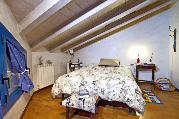 MALPENSA ROOM/PENTHOUSE COSY & COOL - Arsago Seprio - Διαμέρισμα