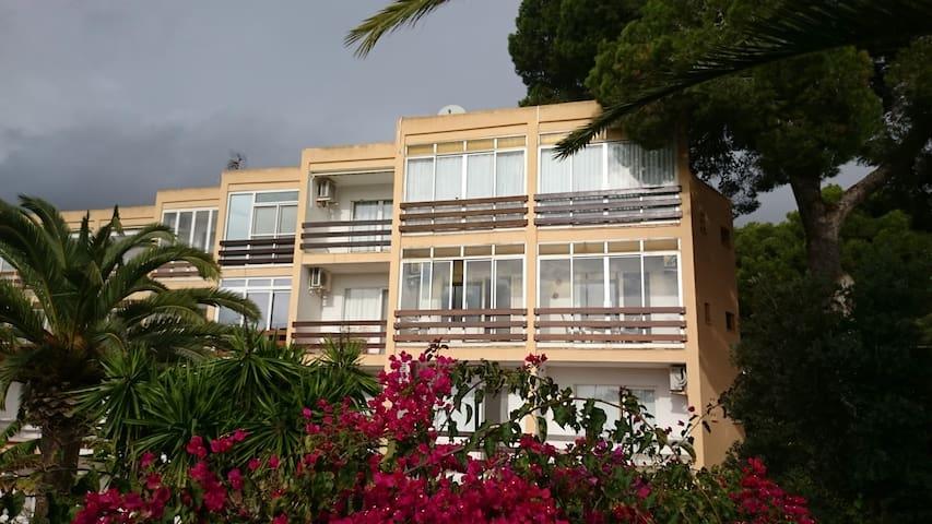 Maria, con cocina y linda vista - Cala Murada - Apto. en complejo residencial
