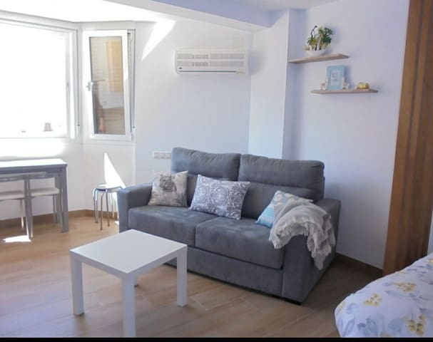 Apartamento estiloso al lado del mar