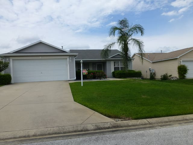 Lovely 3 bedroom home with lanai.