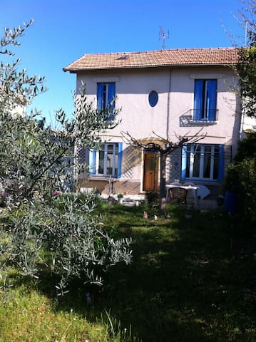 Sunny house with garden in Provence - Oraison - Hus