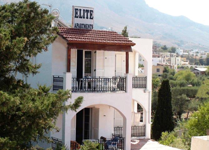 Elite apartments Panormos Kalymnos - Panormos - Leilighet