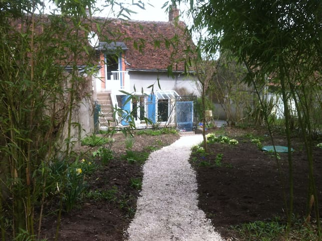 Maison typique à Chaumont sur Loire