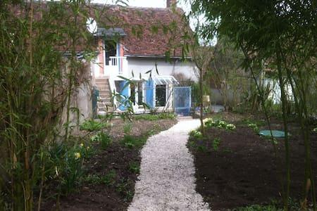 Maison typique à Chaumont sur Loire - Chaumont-sur-Loire - Hus