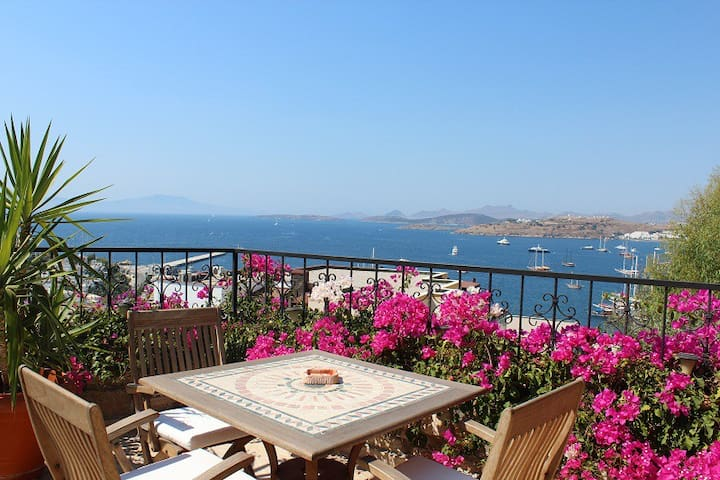 Now You are truly priveledge ! - Bodrum - Villa