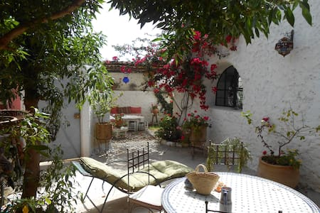 Essaoura. Nice house in countryside - Ghazoua - Dom