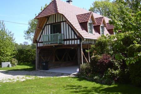 La Charretterie (Old Waggon Shed) - Houdetot