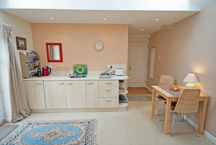 Selfcatering Studio Apartment - Monmouth - Pis