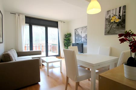 Cozy flat in the center Massana - La Massana - Apartamento