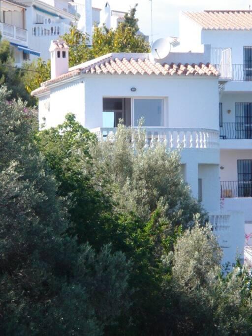 Villa on 3 floors