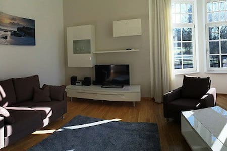 Appartements Am Kurpark (App. A) - Bad Pyrmont - Serviced apartment