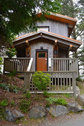7. Eagle Lodge on Ucluth Beach