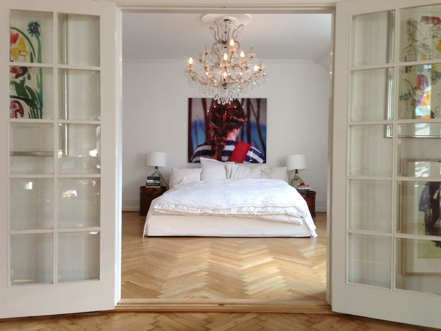 Penthouse next to royal palace appartamenti in affitto a for Planimetrie della master suite