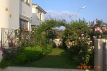 Front Garden of 'Sirin Villa'