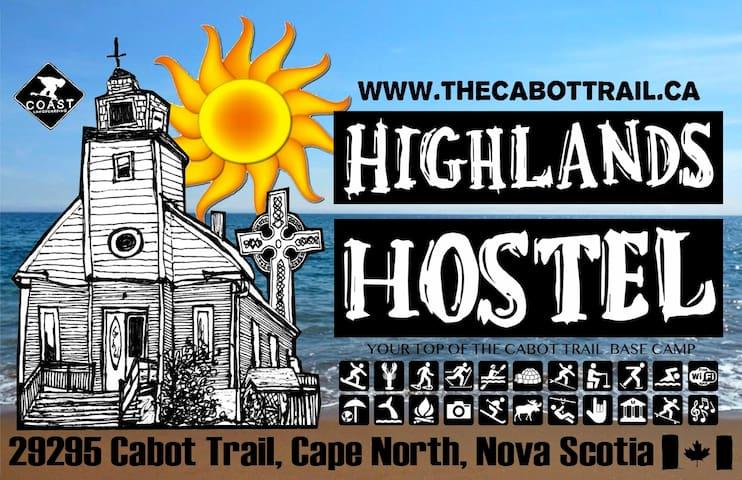 HIGHLANDS ADVENTURE BASE CAMP - BED 3 (1 of 11)
