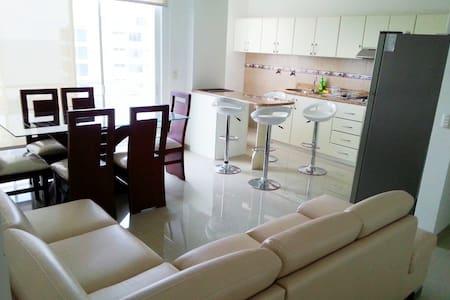 ★★★★★ Apartamento moderno, confortable y tranquilo - Manta