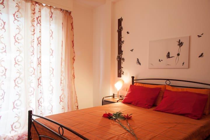 Piraeus Center Private Double Room2 - Pireas - Pis