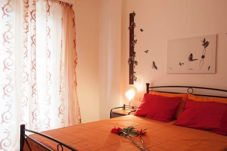 Piraeus Center Private Double Room
