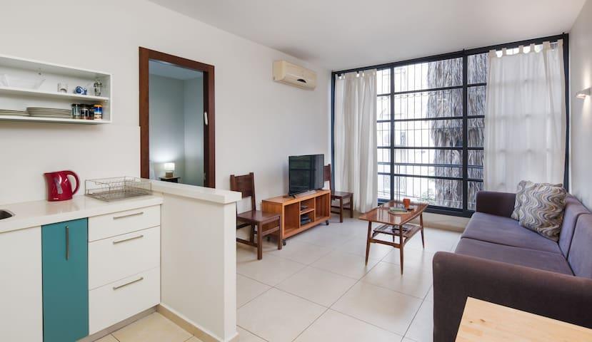 Blouch 17 near rabin square 2 bedroom  Great deal
