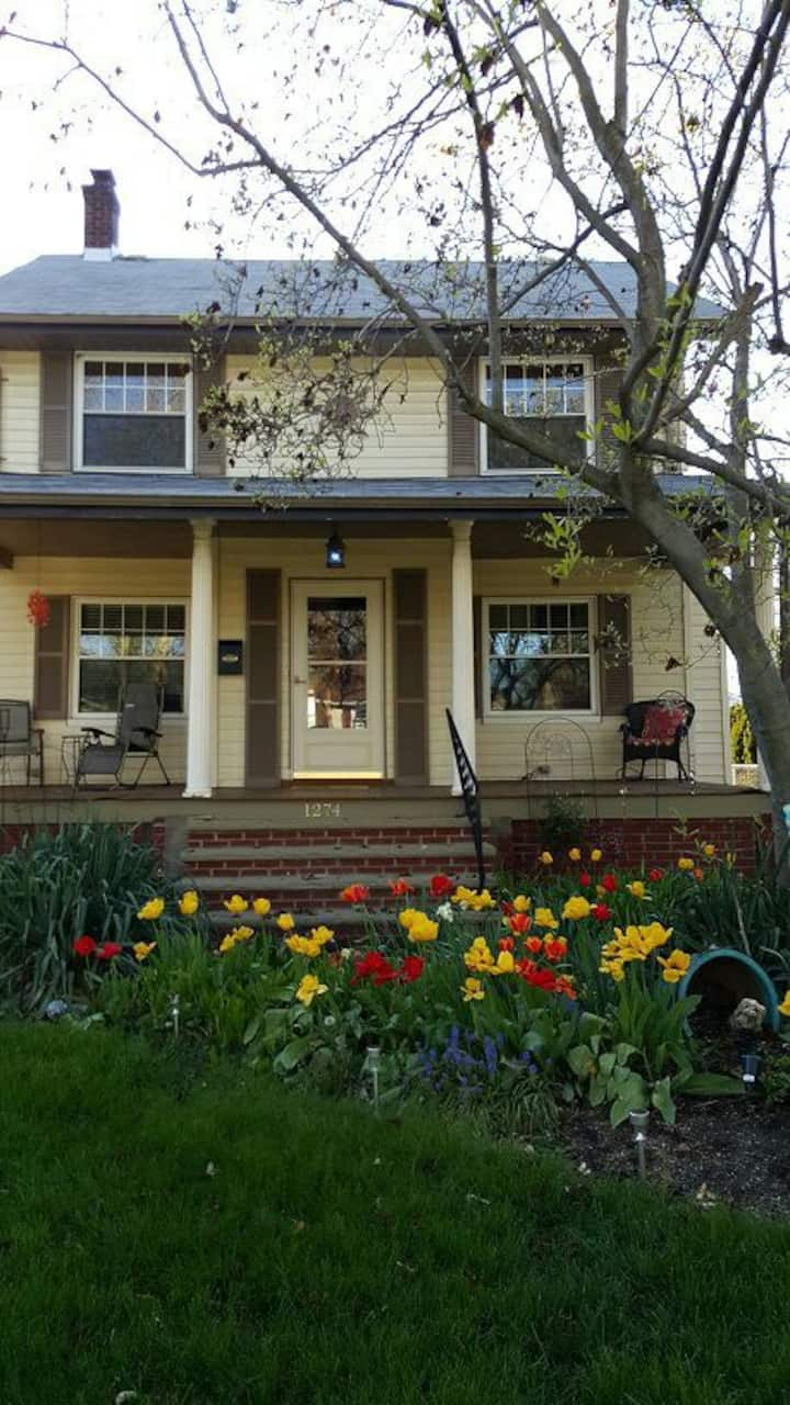 Spacious west side home for RNC