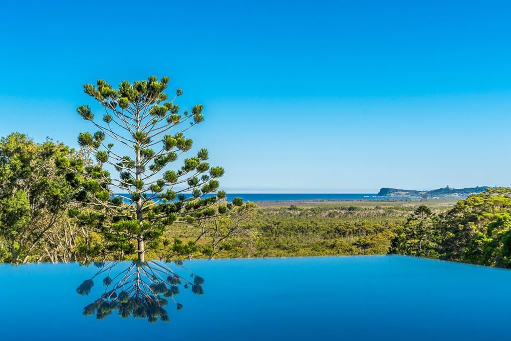 Lennox Headland view