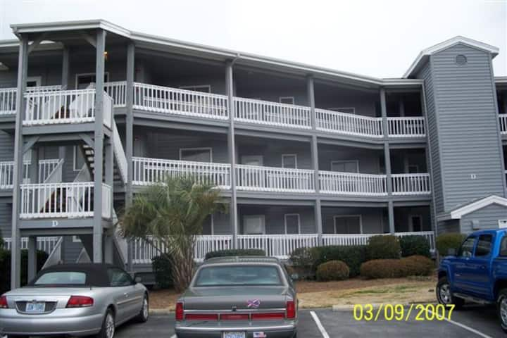 Carolina Beach,  2 bd, Marina, Pier
